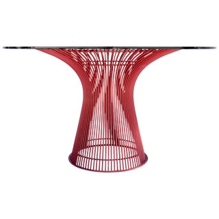1970s Warren Platner Dining Table by Knoll For Sale