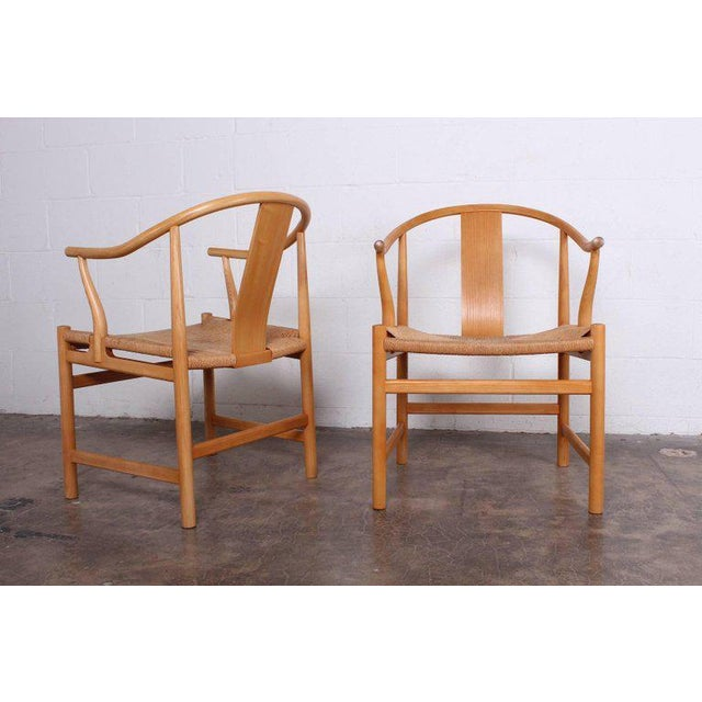 Six Chinese Chairs by Hans Wegner for PP Mobler For Sale In Dallas - Image 6 of 11