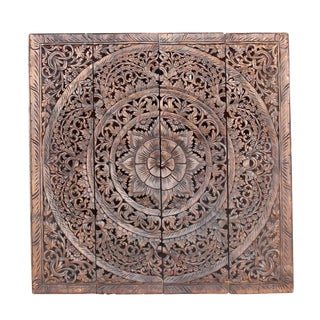 Dark Lotus Square Panel For Sale