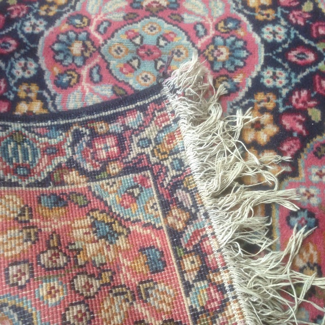 Vintage Karastan Oriental Small Rug - 2′2″ × 4′ For Sale - Image 12 of 13