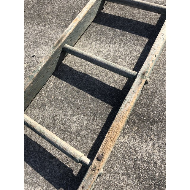 Late 19th Century Authentic American Country Apple Ladder For Sale - Image 5 of 8