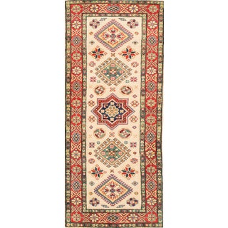"""21st Century Transitional Indian Tabriz-Style Runner, 2' X 5'10"""" For Sale"""