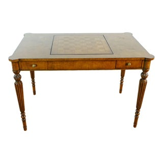 Traditional Kreiss Game Table For Sale