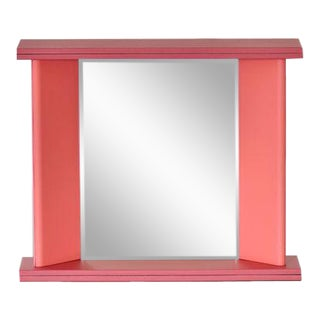 "Marco Zanini for Marutomi Pink ""You Again"" Mirror For Sale"