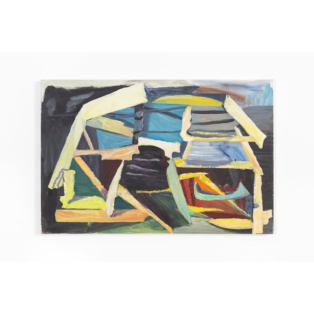 William Eckhardt Kohler paints idyllic, classically referential paintings. Vibrant tones cascade across dynamic...