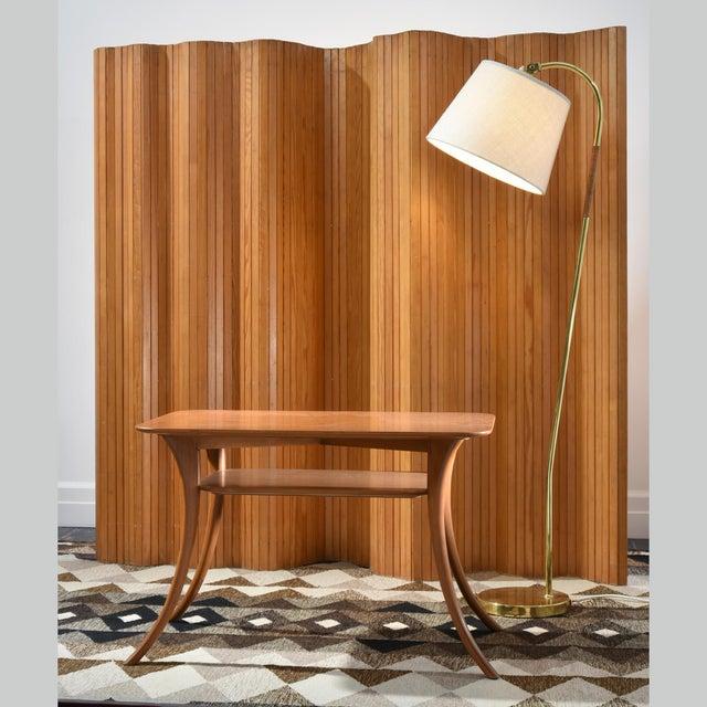 Asian 1950s Terence Harold Robsjohn-Gibbings Klismos Side Tables - a Pair For Sale - Image 3 of 9