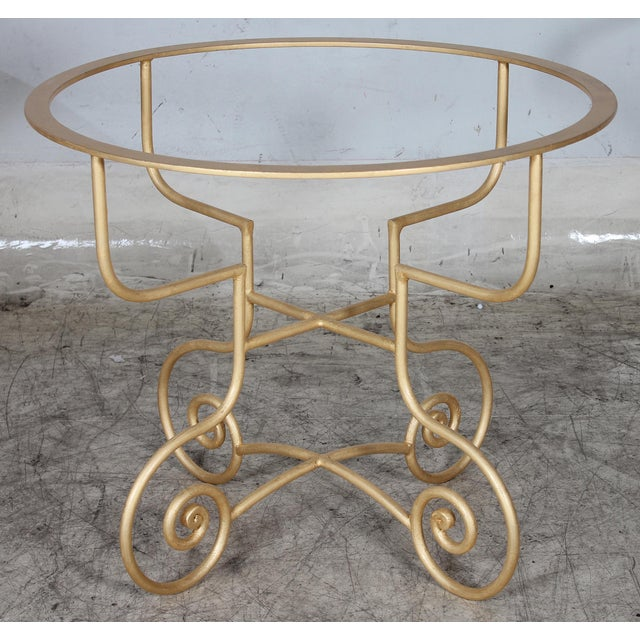 Metal Dining Table Base - Image 3 of 5