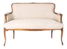 Image of Linen Sofas