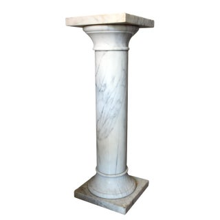 Marble Column Pedestal