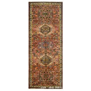 Vintage Persian Karaje Rug - 3'5''x8'11'' For Sale