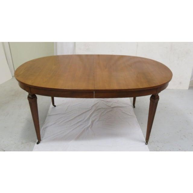 Kindel Furniture Kindel Furniture Extension Dining Table For Sale - Image 4 of 8