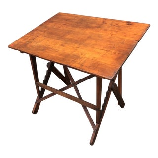 Early 20th Century Antique Keuffel & Esser Co. Drafting Table