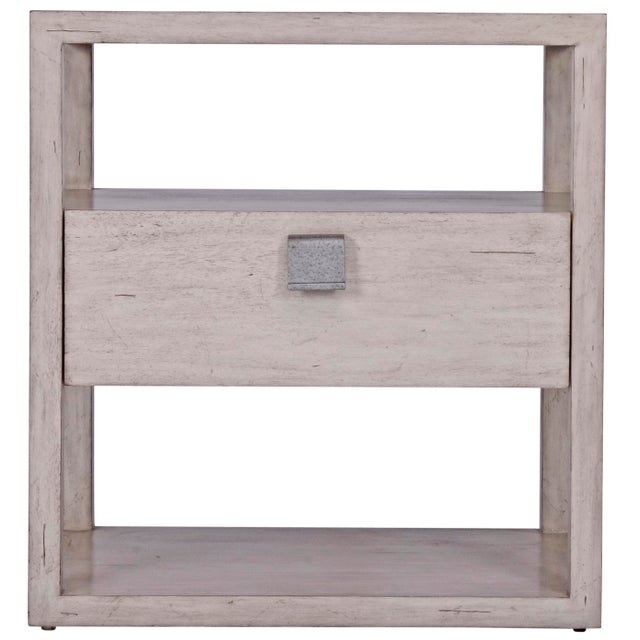 Century Furniture Century Furniture New Haven One Drawer Nightstand, Peninsula For Sale - Image 4 of 4
