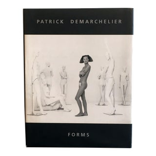 Patrick Demarchelier: Forms Hardcover Photography Art Coffee Table Book For Sale