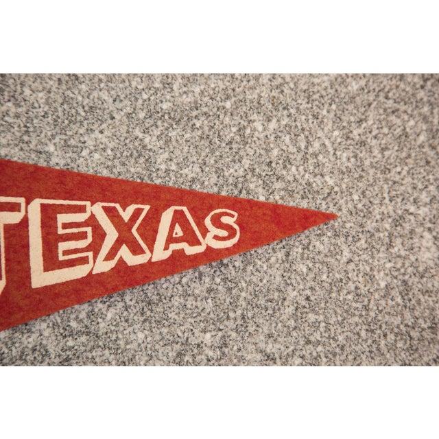 Texas, San Jacinto Monument Felt Flag - Image 3 of 3