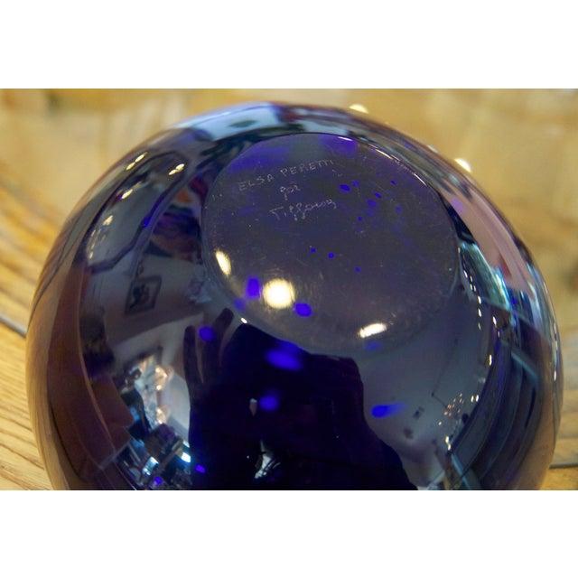 Elsa Peretti for Tiffany & Co. Thumbprint Bowl For Sale - Image 5 of 10