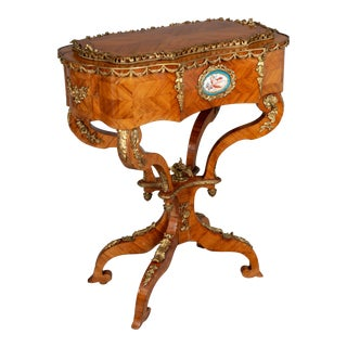 19th Century Louis XV Style Jardinière or Plant Stand For Sale