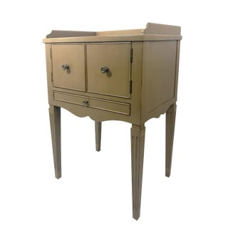 French Country Somerset Bay Sarasota Nightstand For Sale