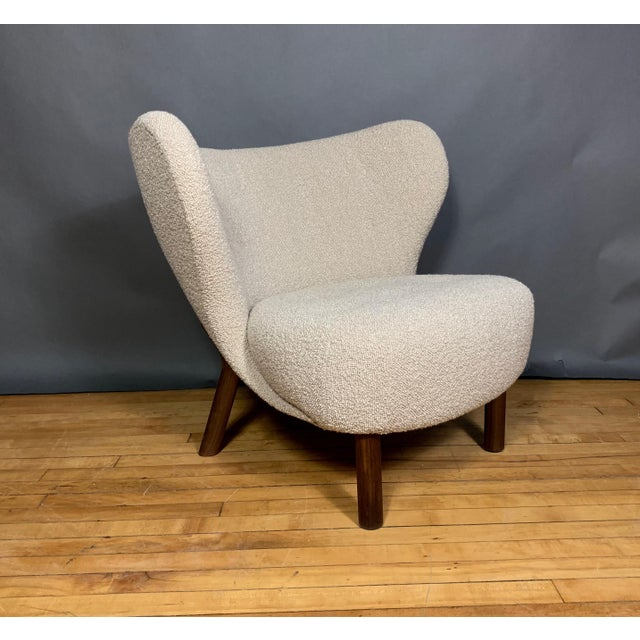 "Mid-Century Modern Viggo Boesen, ""Little Petra"" Lounge Chair, Designed 1938 For Sale - Image 3 of 11"