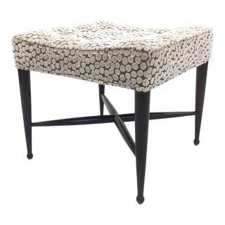 Chaddock Furniture Company Square Ottoman For Sale
