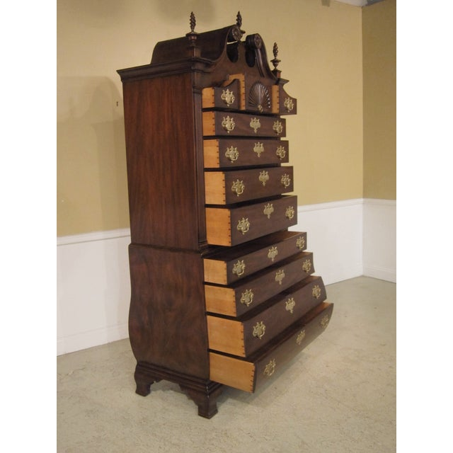 Kittinger Colonial Williamsbug Chest on Chest - Image 5 of 11