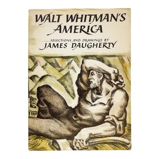 Walt Whitman's America Book For Sale