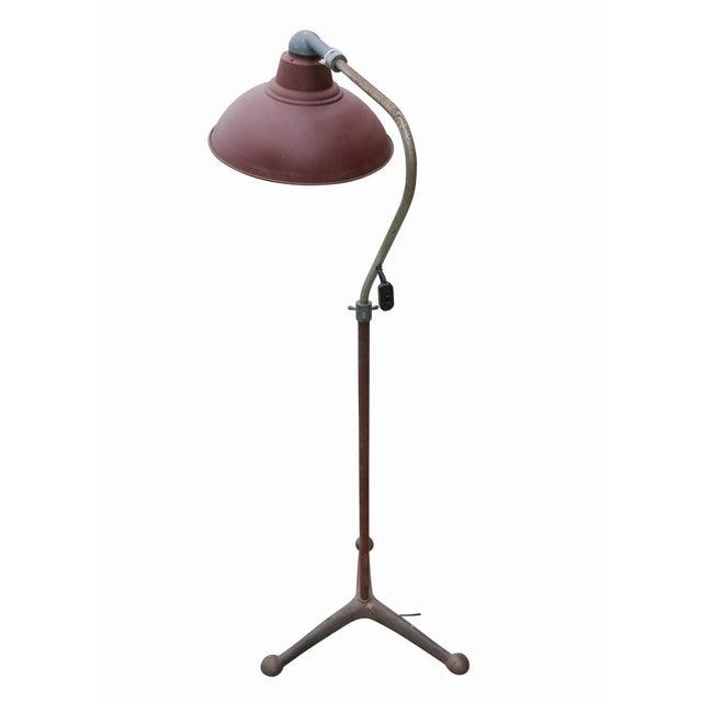 Desert Air Maker Industrial Floor Lamp - Image 4 of 7