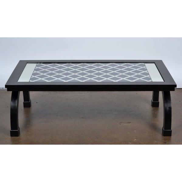 Lacoste paris coffee table by maison raphael chairish for Paris coffee table