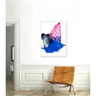 """Large """"Blackberry Cone"""" Print by Kate Roebuck, 30"""" X 42"""" Preview"""