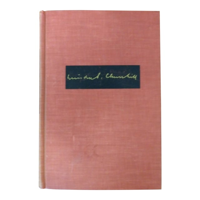 """""""The Second World War-Their Finest Hour"""" by Winston S. Churchill For Sale"""