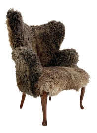 Image of Great Room Wingback Chairs