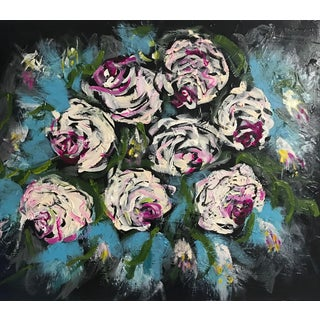 Roses for Your Love Painting For Sale