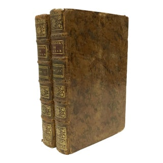 Antique Theology Books in Latin - A Pair For Sale