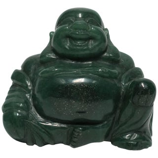 Chinese Seated Buddha, Ca. 1970s For Sale