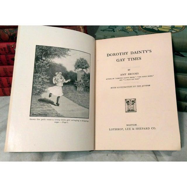 Antique Dorothy Dainty Books - Set of 13 - Image 9 of 11