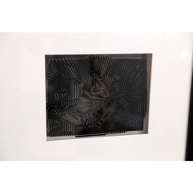Four Original Victor Vasarely 3D Op Art Prints - Image 5 of 10