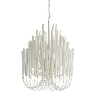 Modern Arteriors Tilda Small Chandelier For Sale