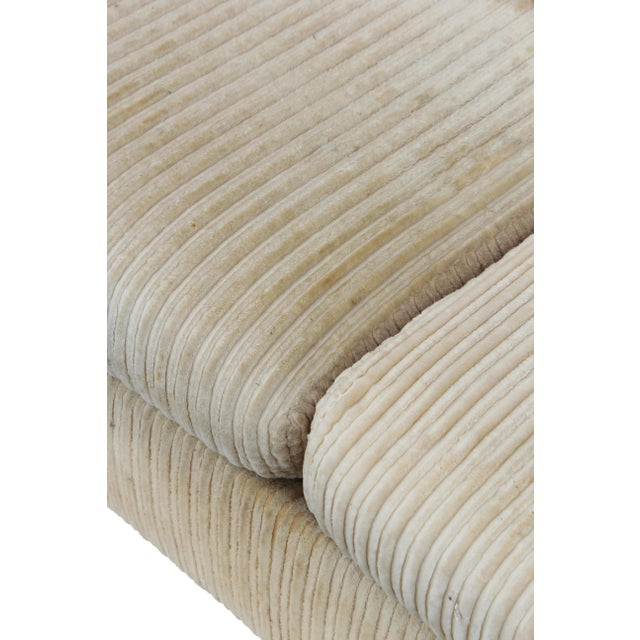 Tan Parsons Sofa by Milo Baughman for Thayer Coggin For Sale - Image 8 of 11