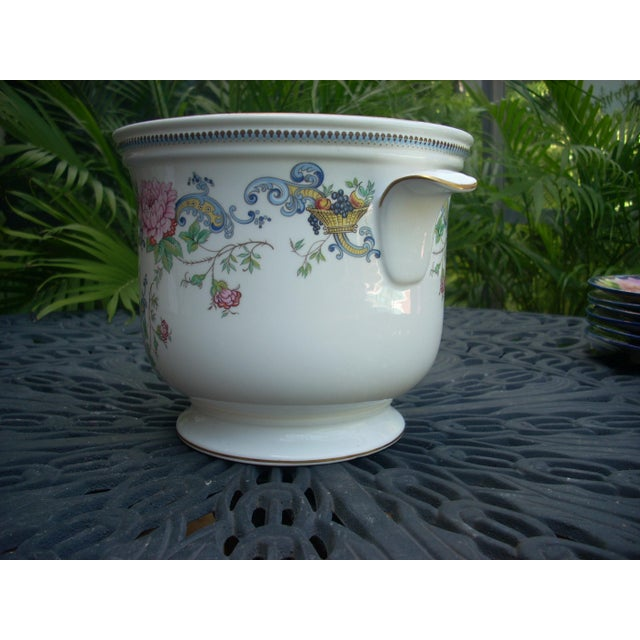 Vintage Staffordshire Crown Cachepot - Image 4 of 4