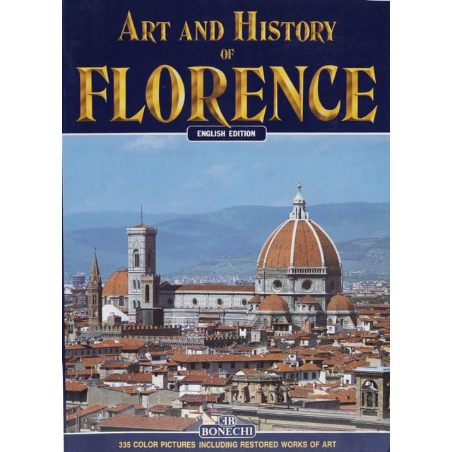 Art and History of Florence Book - Image 1 of 7