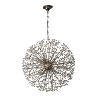 Hudson Valley Polished Nickel Dunkirk Chandelier