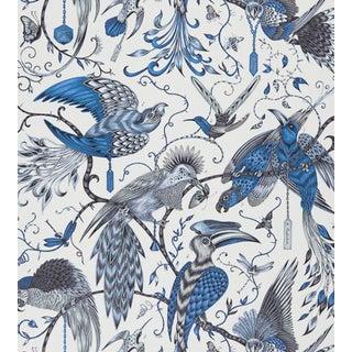 Emma J Shipley Audubon Wallpaper by Clarke & Clarke - Sample For Sale