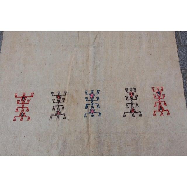 Anatolian Turkish Kilim - 10'11'' x 3'8'' - Image 5 of 11
