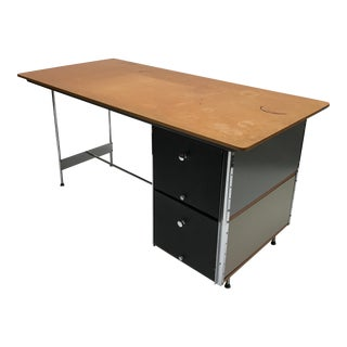 Vintage Eames for Herman Miller D-20 Desk For Sale