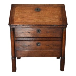 Antique French Empire Childs Desk For Sale