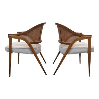 Pair of Dunbar Chair For Sale