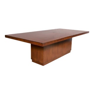Palatial Ralph Lauren Modern Dining Table