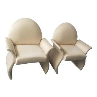 1980s Casa Bique Deco Revival Arm Chair - a Pair For Sale