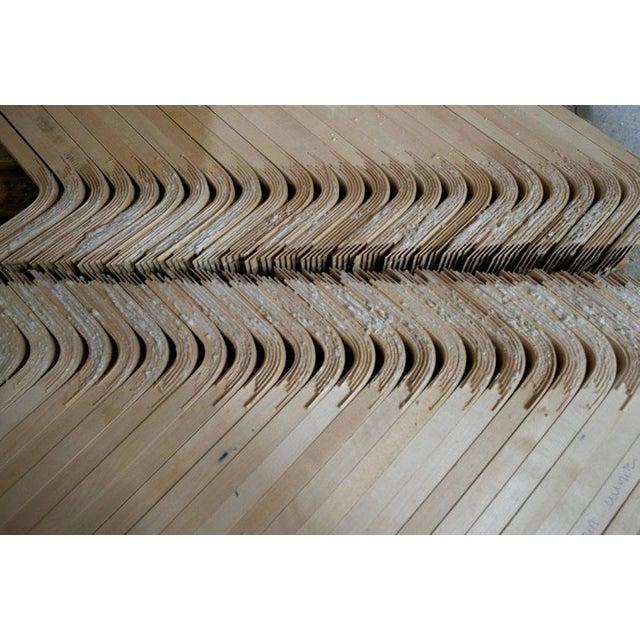 Wood Authentic Chair 69 in Birch by Alvar Aalto & Artek For Sale - Image 7 of 8