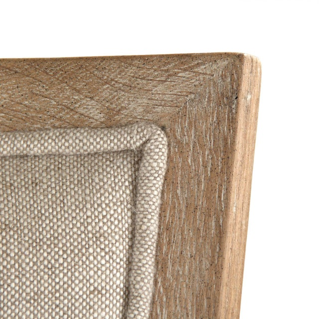 2020s Selborne Bar Stool in Cream For Sale - Image 5 of 6